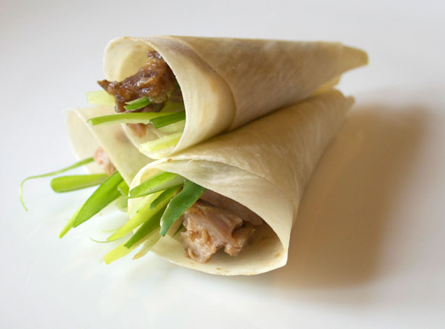 Canard laqu de p kin beijing m thode avec photos for Asian canape ideas