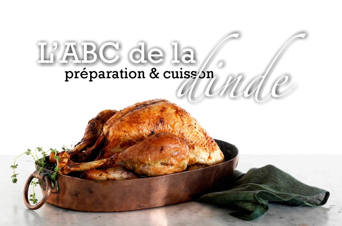 Cuisson de la dinde - l'ABC de la préparation et décongélation
