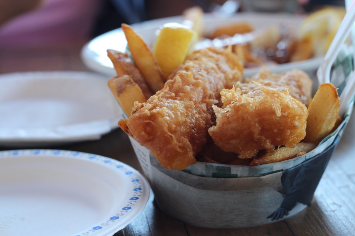 La recette secrète des Fish and Chips traditionnels